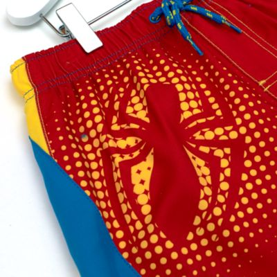 Spider-Man Long Swimming Shorts For Kids