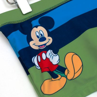 Mickey Mouse Swimming Trunks For Kids