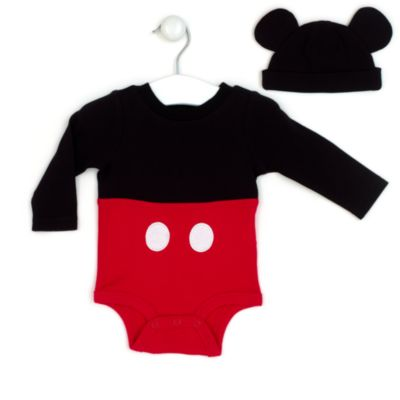 Mickey Mouse Character Bodysuit