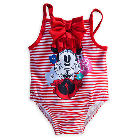 Minnie Mouse City Collection Swimming Costume
