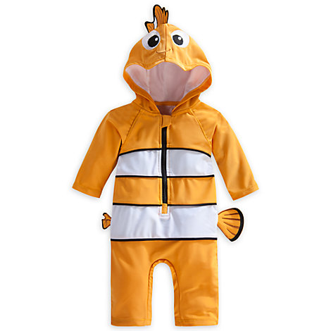 Finding Nemo Sunsuit With SPF 50+ Protection