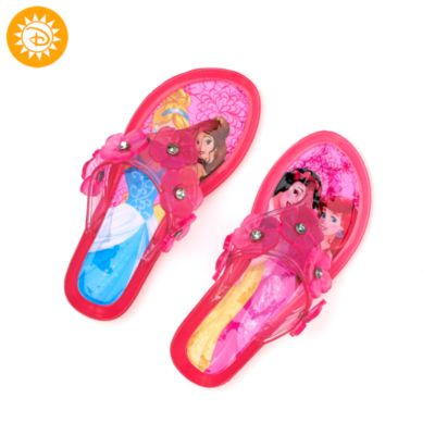 Disney Princess Jelly Sandals For Kids