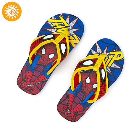 Spider-Man Flip Flops For Kids