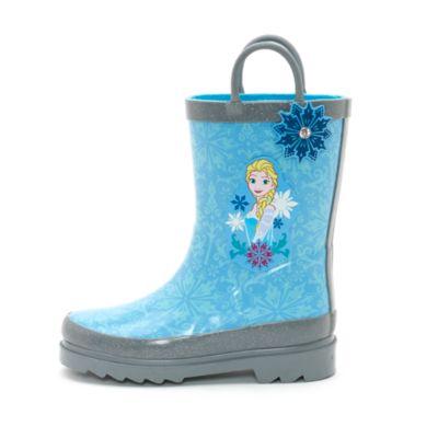 Bottes La Reine des Neiges pour enfants