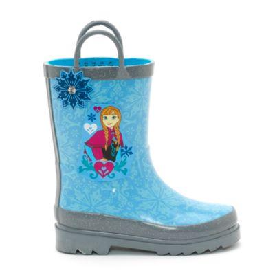 Frozen Wellies For Kids