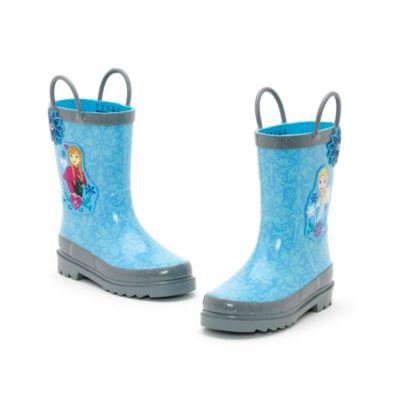 Stivali in gomma bimbi Frozen - Il Regno di Ghiaccio