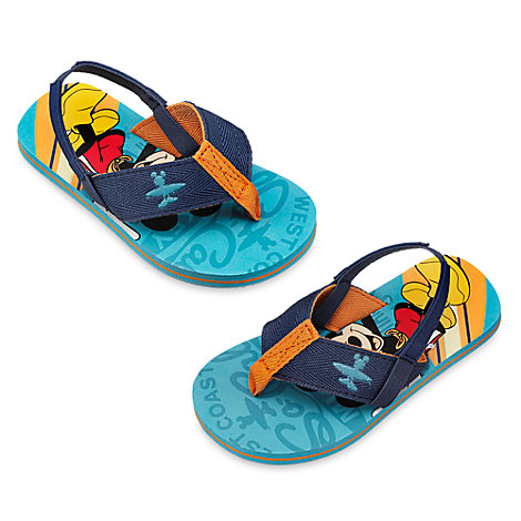 Mickey Mouse Flip Flop For Kids