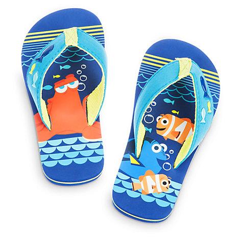 Nemo And Hank Flip Flops
