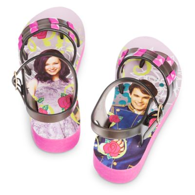Disney Descendants Wedge Sandals