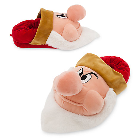 Grumpy Adult's Slippers