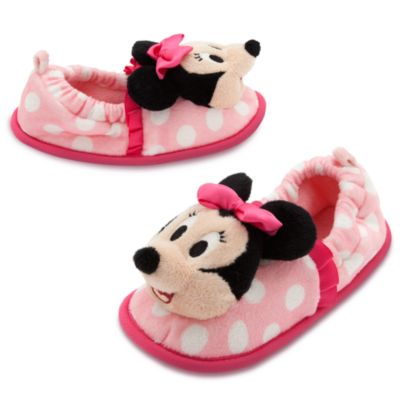 Minnie Mouse Slipper For Kids