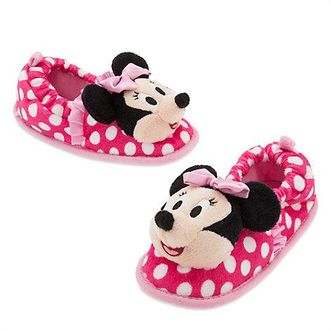 Zapatillas infantiles Minnie