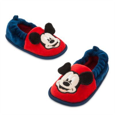 Zapatillas infantiles Mickey Mouse