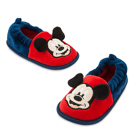 Mickey Mouse Slippers For Kids