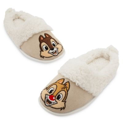 Chip 'n' Dale Adult Slippers