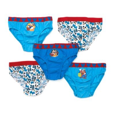 Calzoncillos Mickey Mouse, pack de 5