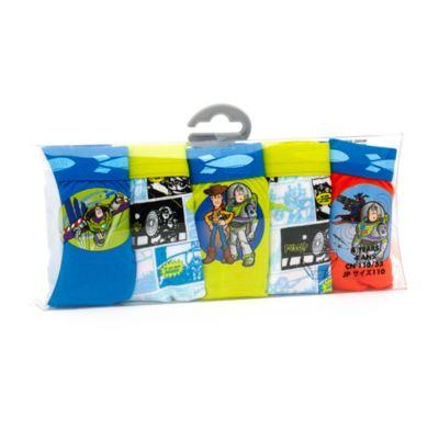 Lot de 5 slips pour enfants Toy Story