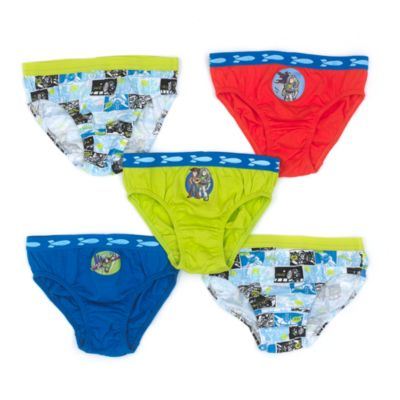 Toy Story Briefs for Kids, Pack of 5