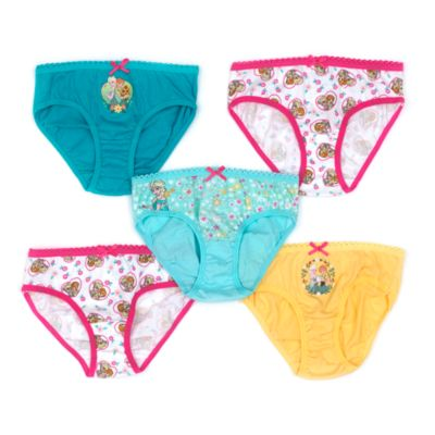 Frozen Briefs For Kids, Pack of 5