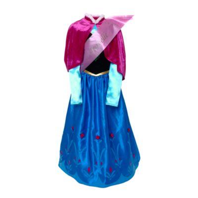 Disfraz Anna de Frozen para niña