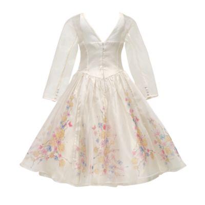 Cinderella - Hochzeitskleid-Kostüm Deluxe für Kinder