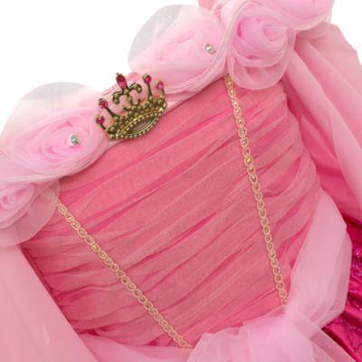 Deluxe Sleeping Beauty Costume Dress For Kids