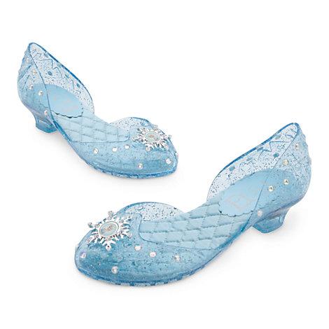 Zapatos Elsa de Frozen para niña