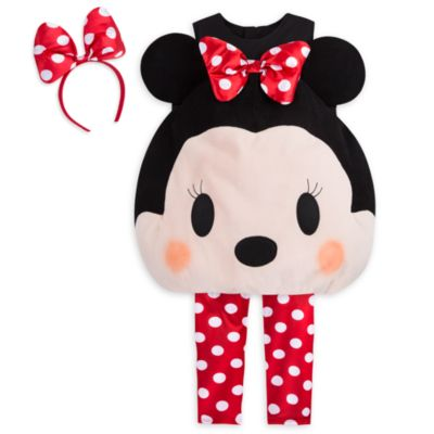 Minnie Mouse Tsum Tsum Costume