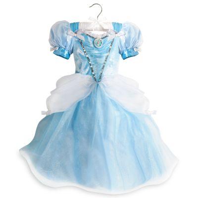 Cinderella - Kostümkleid mit Lichteffekt für Kinder