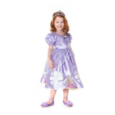 Disfraz infantil Princesa Sofía
