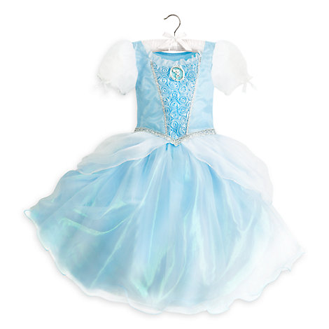 Cinderella Costume Dress For Kids