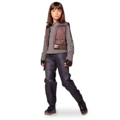 Disfraz infantil Jyn Erso, Rogue One: Una historia de Star Wars