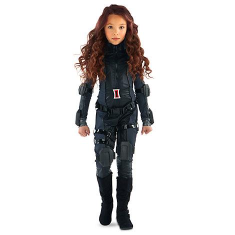 Disfraz infantil Viuda Negra de Capitán América: Civil War