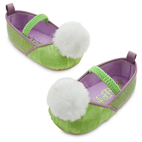 Tinker Bell Baby Shoes