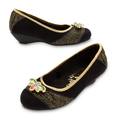 Anna Costume Shoes For Kids, Frozen