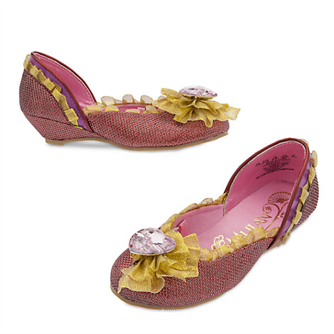 Chaussures de déguisement Mulan pour enfants