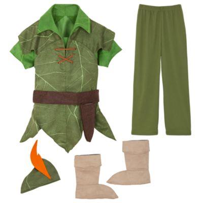 Disfraz Peter Pan para niño