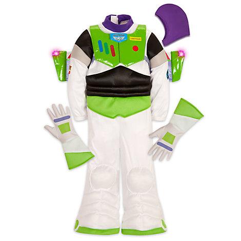 Costume bimbi con luci Buzz Lightyear
