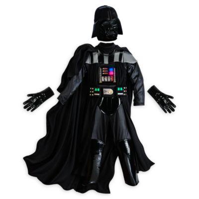 Darth Vader - Kostüm mit Lichteffekt für Kinder