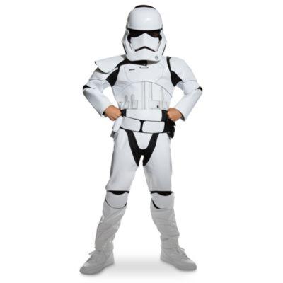 Stormtrooper Costume For Kids, Star Wars: The Force Awakens