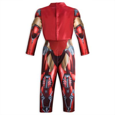 Iron Man Costume For Kids
