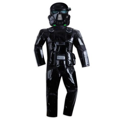Death Trooper Deluxe Costume For Kids, Rogue One: A Star Wars Story