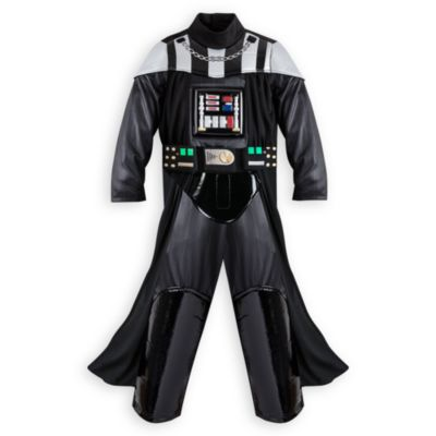 Darth Vadar Talking Costume For Kids