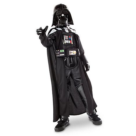 Disfraz parlante Darth Vader para niño