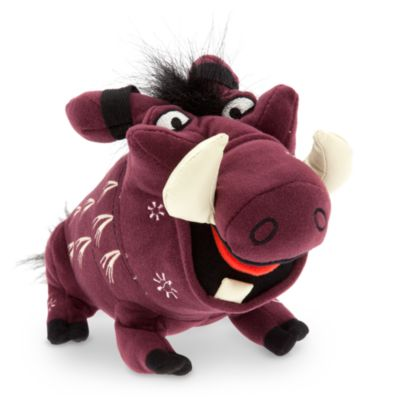 The Lion King Musical Collection 30cm Pumbaa Soft Toy