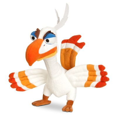 The Lion King Musical Collection 26cm Zazu Soft Toy