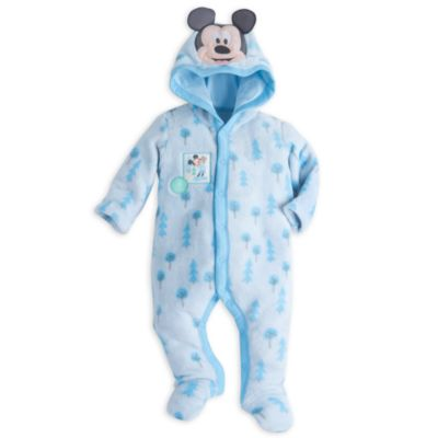 Mickey Mouse Layette Baby Character Romper
