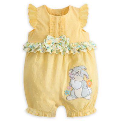 Thumper Layette Baby Romper