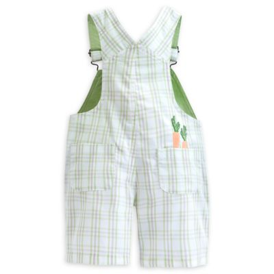 Thumper Layette Baby Dungaree and Body Suit