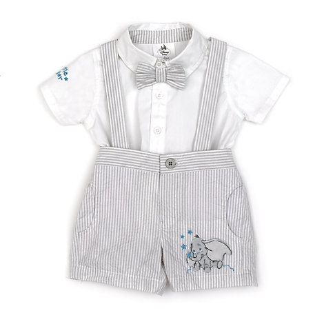 Dumbo Layette Baby Smart Shirt and Shorts